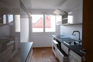Ab sofort zur Miete: zentral begehbare 2-Zimmer mit getrennter Küche in Ruhelage mit FERNBLICK !