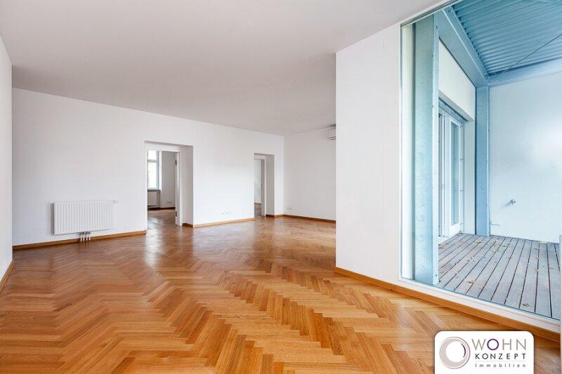 Großzügiger stilvoll renovierter 156m² Altbau mit großen Freiflächen in 1180 Wien /  / 1180Wien / Bild 2