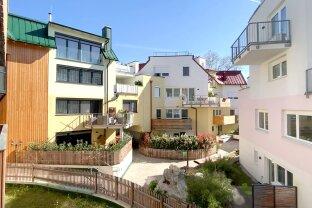 6602 – ERSTBEZUG! Großräumige Wohnung in 2 Etagen umgeben von entspannendem Grün – PROVISIONSFREI!