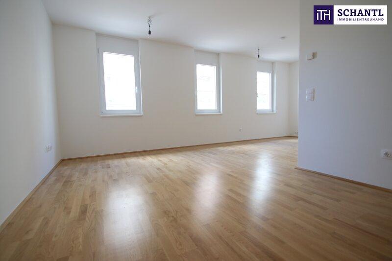 Einfach lässig! Stylische 3-Zimmer Wohnung mit großem Südwestbalkon! ERSTBEZUG!