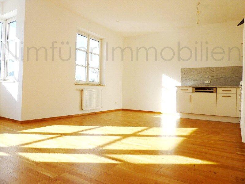 Große, neuwertige 4-Zimmer-Wohnung mit schönem Grün- Bergblick in Hallwang