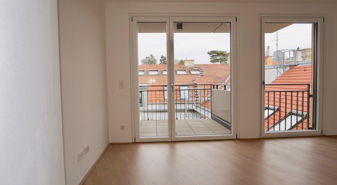 ERSTBEZUG: perfekt geschnittene 2-Zimmer Wohnung mit Balkon in Hietzinger Lage - Direkt bei der U4 - VORMERKUNGEN AB JETZT MÖGLICH
