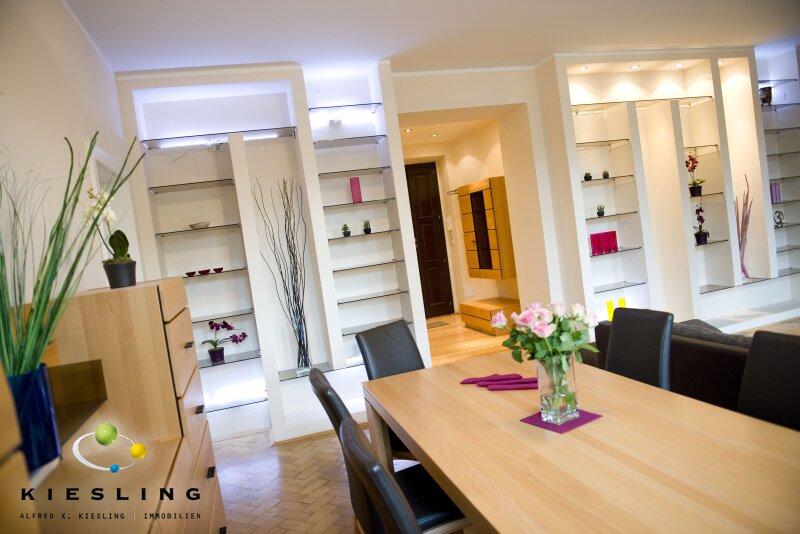 voll möblierte Wohlfühlfamilienwohnung in guter Lage mit eigenem Spa Bereich in der Wohnung (Sauna)! /  / 1130Wien / Bild 2