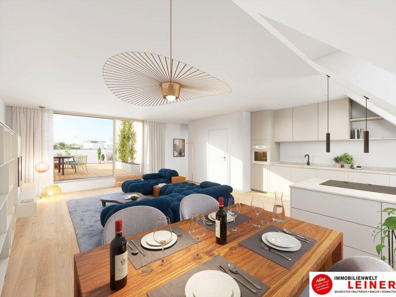 Erstbezug, provisionsfreie 3- Zimmer Wohnung mit Balkon & Loggia - Pärchenhit! Objekt_12111 Bild_881