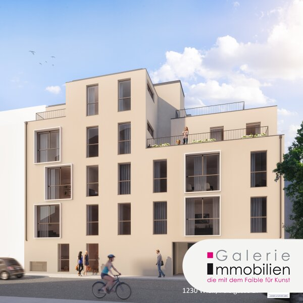 Toplage am Liesingbach - Sonnige 3-Zimmer-Neubauwohnung mit Balkon Objekt_33816 Bild_155