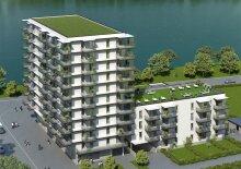 2 Balkone - Sonne tanken am Badeteich - 2 Zimmer-Neubauwohnung