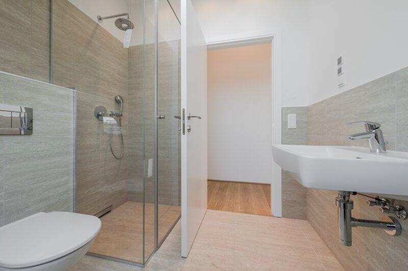 ++NEU** 3,5-Zimmer DG-Maisonette, ERSTBEZUG mit Terrasse und Loggia, sehr gutes Preis-Leistungsverhältnis!! /  / 1200Wien / Bild 14