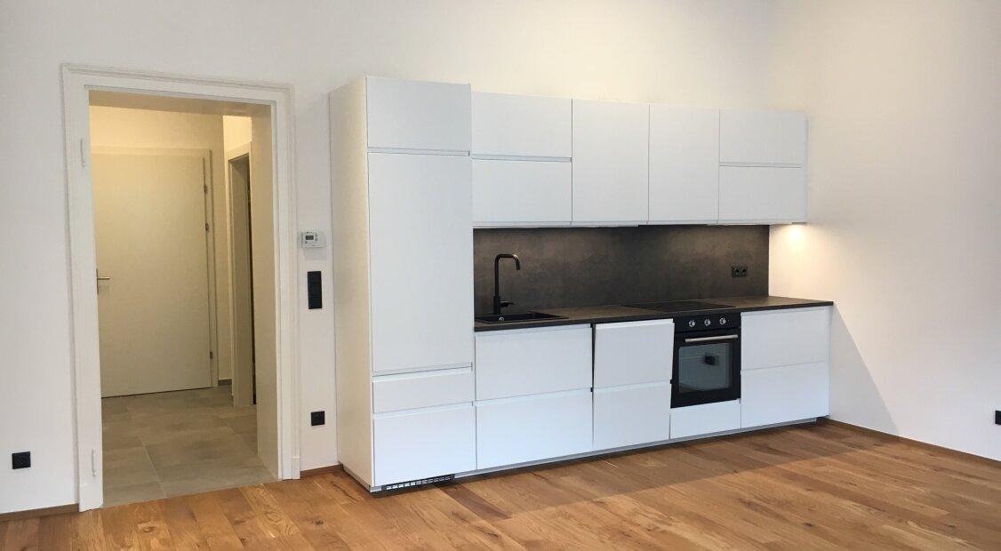 1210! ERSTBEZUG nach Generalsanierung! Moderne 2-Zimmer Wohnung nahe Floridsdorfer Markt!