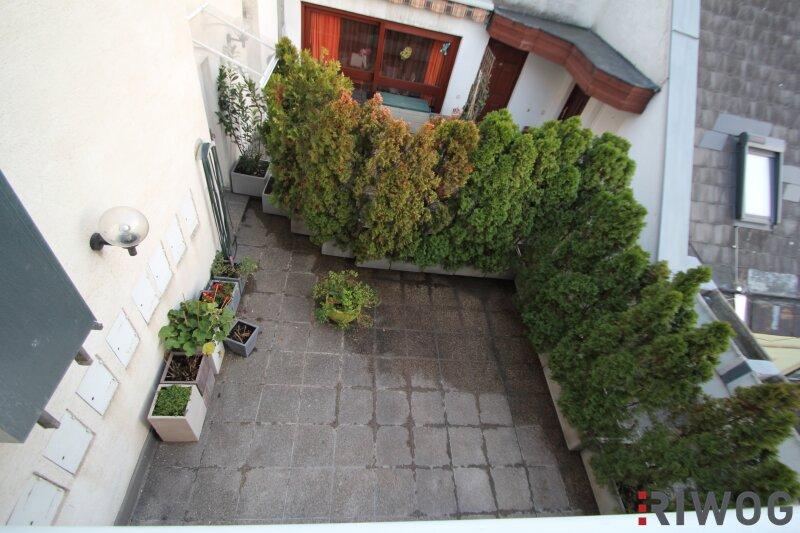 Schöne DG-Wohnung im Herzen der Wiener Innenstadt, Terrasse, Ruhelage /  / 1010Wien / Bild 1