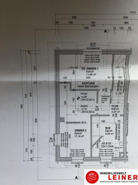 TOP gepflegte Doppelhaushälfte mit neu angelegtem Garten – Nähe Korneuburger Stadtgrenze Objekt_8891 Bild_803