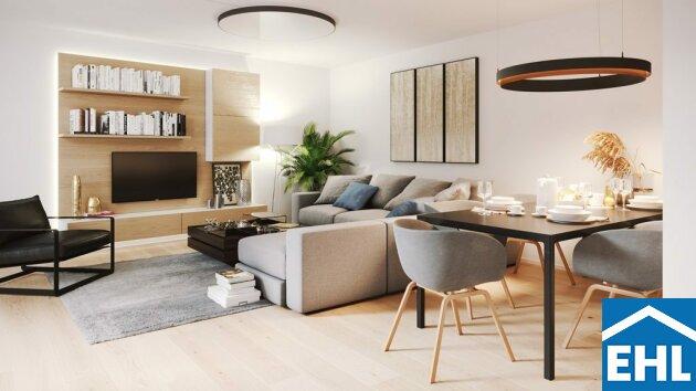 Provisionsfreie, exklusive Anlagewohnungen in Aspern