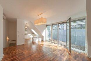 DG-Maisonette-Wohnung - 4 Zimmer + Balkon - idealer Zustand (Siebensterngasse)