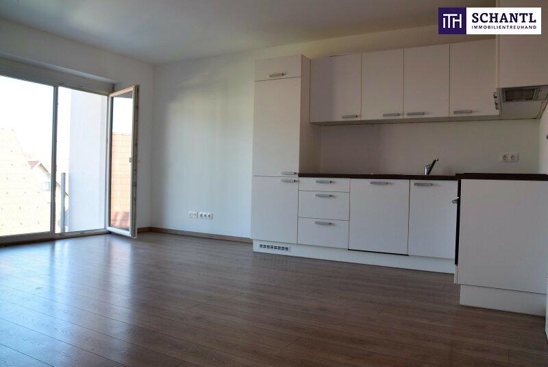Lichtdurchflutete 2-Zimmerwohnung mit Balkon in den Innenhof + TG-Platz + Hochwertige Ausstattung in Ruhelage!