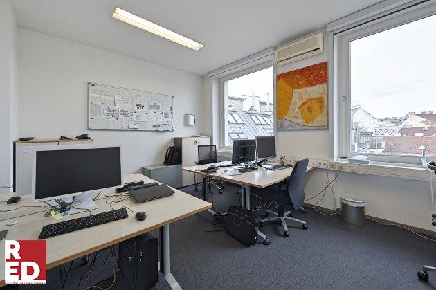 Tolle Büroräumlichkeit - individuell - modern- veränderbar
