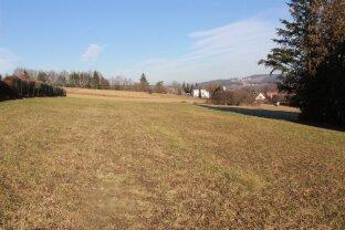 Schönes, sonniges Baugrundstück in der Golf- u. Thermenregion Stegersbach
