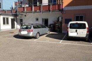 Bad Ischl: 1 Parkplatz im Zentrum