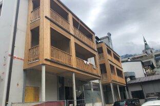 Zentral und doch ruhig gelegene 2-Zimmer Wohnung in der Nähe der Stadtgalerien in Schwaz