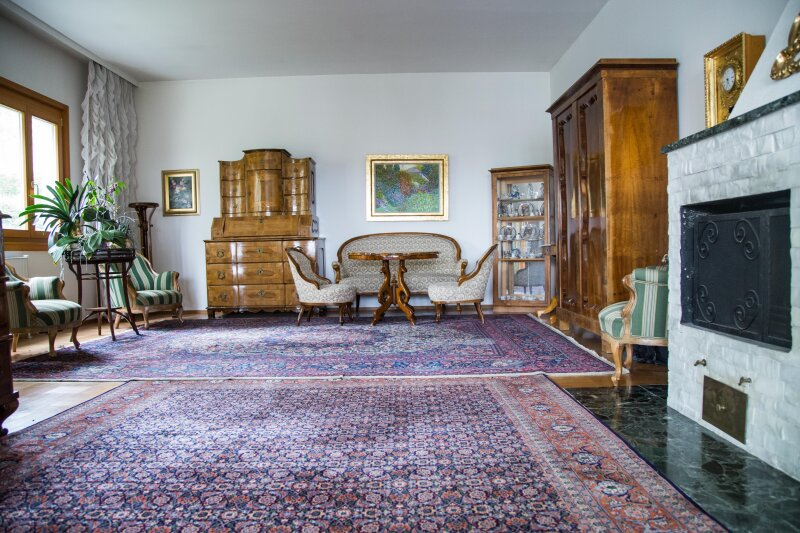 Ober Sankt Veit: Einfamilienhaus in Ruhelage /  / 1130Wien / Bild 5