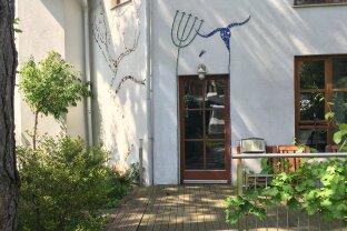Ruhiges Grundstück mit sanierbarem Haus am Bierhäuslberg