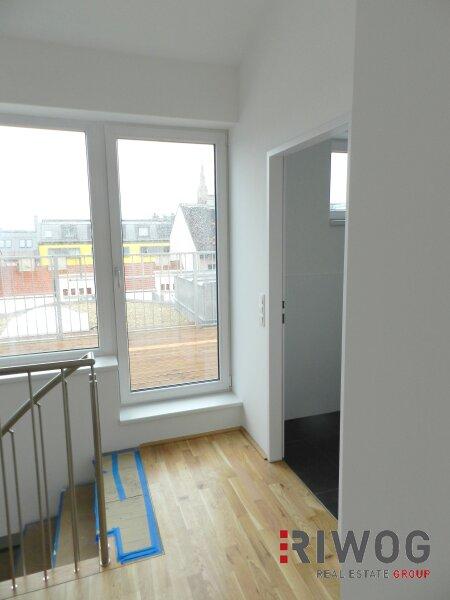 HOCH DROBEN in Rudolfsheim-Fünfhaus - Top DG-Wohnung mit Traumterrasse in die Ruhelage /  / 1150Wien / Bild 8