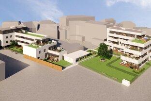 Wohnprojekt Wels-Neustadt, Maisonette TOP A4