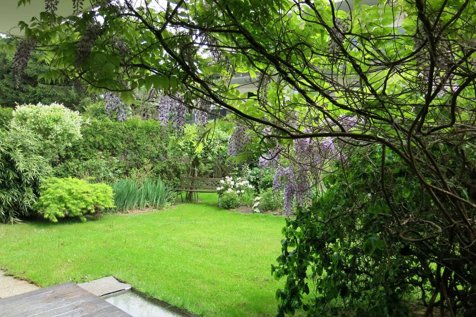 Garten, 3-Zimmer Mietwohnung Kufstein