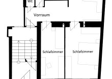 NEU + Provisionsfrei! 3-Zimmer - moderne Küche, Erstbezug nach Komplettsanierung
