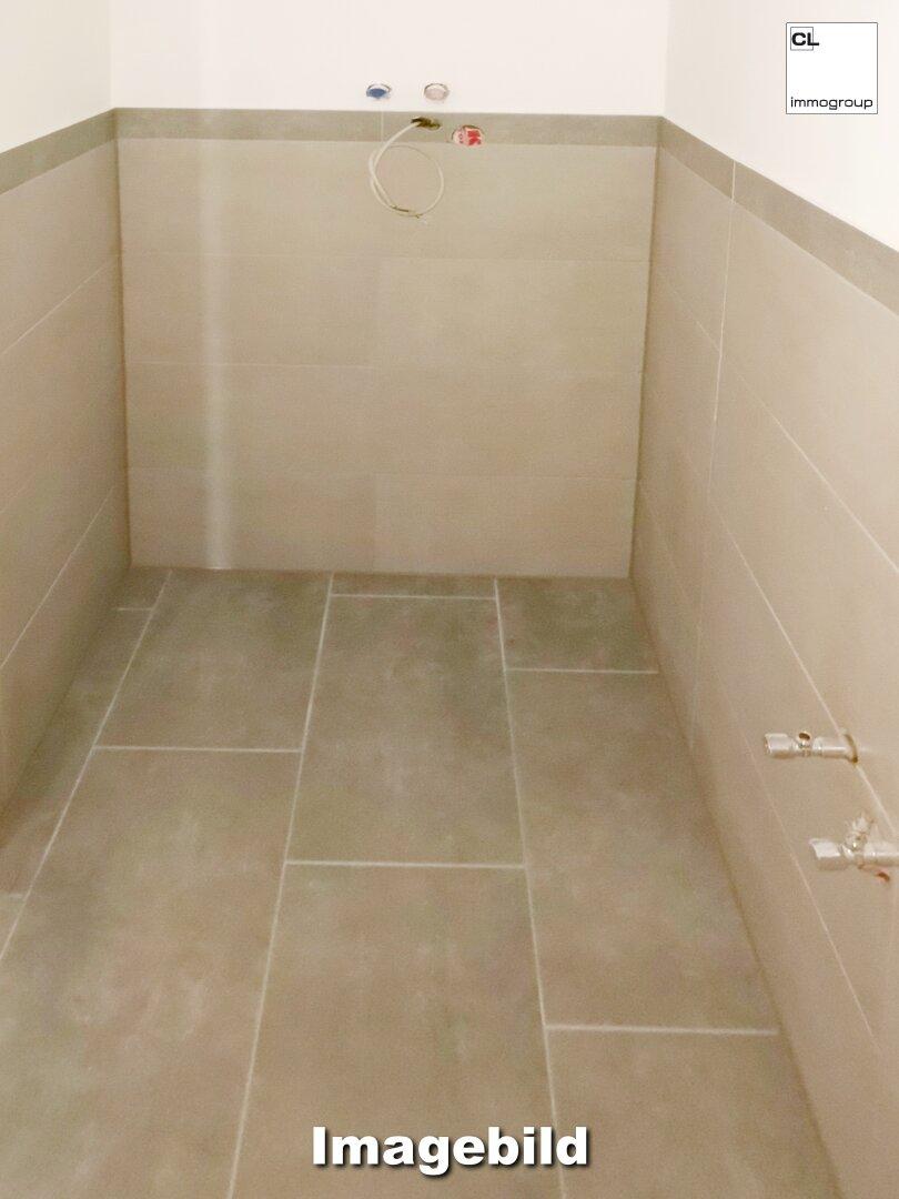 Imagebild Badezimmer Fließen