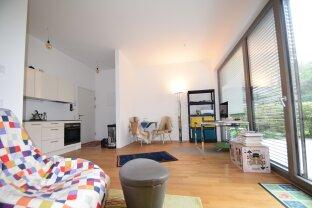großzügige 1-Zimmerwohnung mit Terrasse zu vermieten
