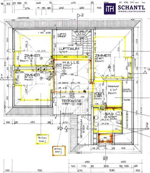 BENEIDENSWERT! Modernes Haus mit Sauna, Hallenbad und Bibliothek - hier wird Ihnen jeder Wunsch erfüllt! /  / 1160Wien / Bild 15