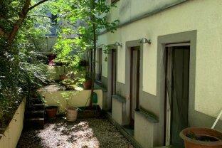 Gelegenheit !!! Traumhaftes Wohnatelier mit Terrasse und Garten in Ottakring
