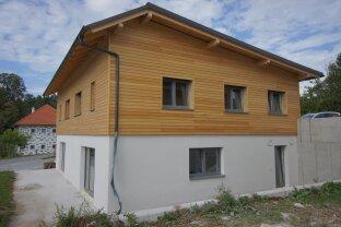 Für Naturliebhaber: Neu errichtete Doppelhaushälfte in Ottenschlag im Mühlkreis mit Fernblick außerhalb der Nebelzone - NÄHE REICHENAU  IM MÜHLKREIS