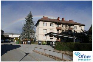 Schön sanierte Wohnung im Erdgeschoß - vermietet - nahe Bahnhof Voitsberg