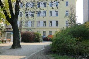 Helle 2-Zimmer-Wohnung mit Parkblick gleich beim Yppenplatz