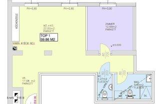 Neu adaptierte, hochwertig ausgestattete Wohnung im Herzen von Orth/Donau, Obj. 12430-CL