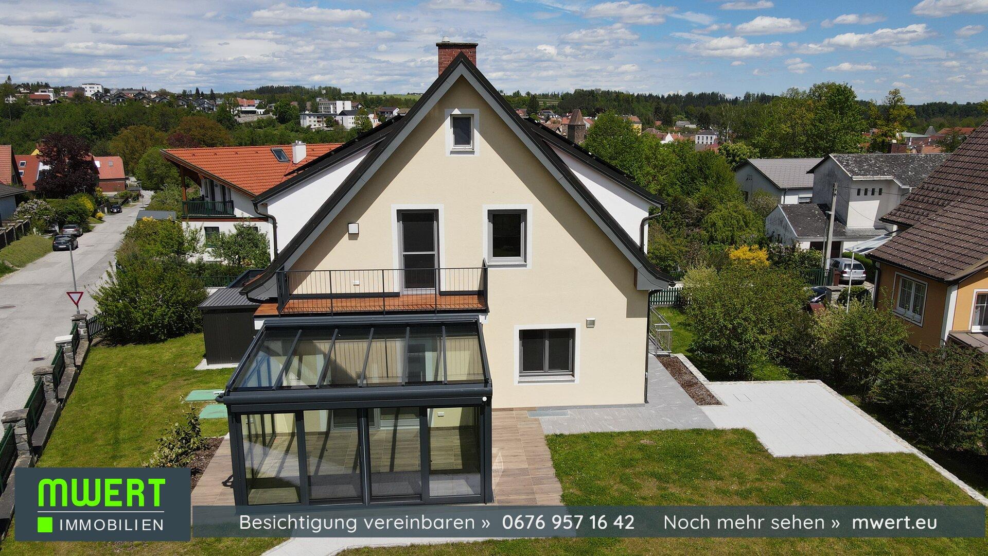 Haus im Waldviertel, Zwettl-Niederösterreich