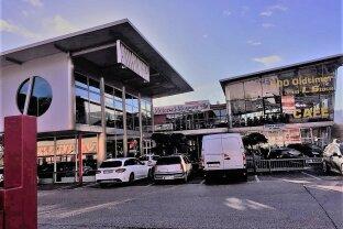 Geschäftsflächen in bester Lage in Schwaz direkt an der Bundesstraße