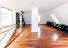 Terrassen-Appartement, U4