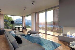 Luxuriöse Penthouse-Wohnung mit atemberaubendem Seeblick
