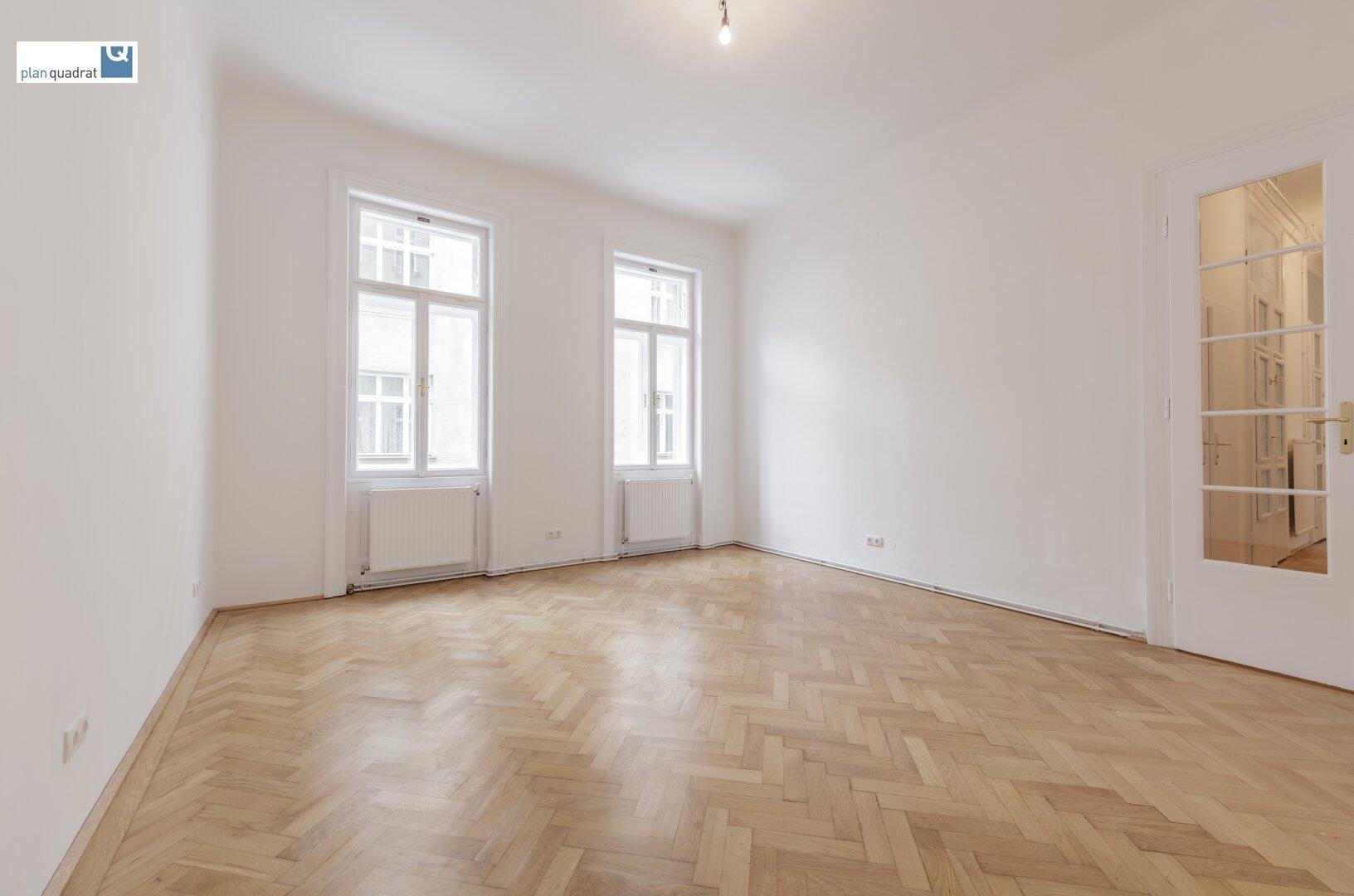 Büroraum 5 (gem. Grundriss - ca. 22,30 qm)