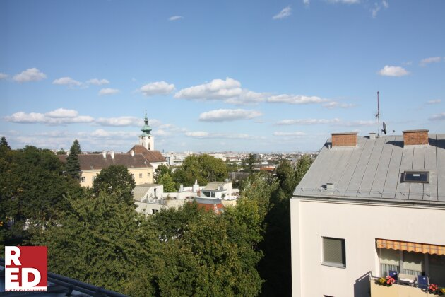 Freier Blick- nette DG Wohnung