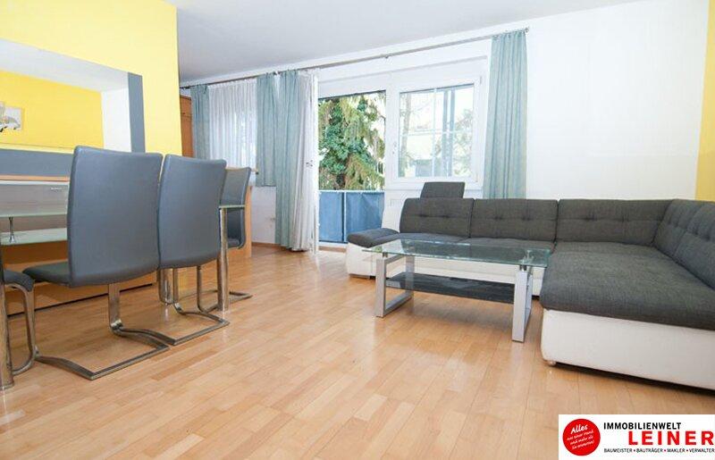Herzlich willkommen auf 80 m² - geschmackvoll möblierte 3 Zimmer Mietwohnung mit Loggia in bester, grüner Innenhof Lage! Objekt_10663