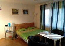 AN DER ALTEN DONAU: 35m2-Wohnung in Grünlage