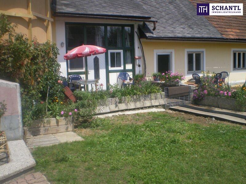 Attraktive 32m² große Gartenwohnung mit schöner Sonnen-Terrasse in 8093 St. Peter am Ottersbach