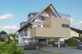 Moderne, helle 3,5 Zimmer Dachterrassenwohnung im Erstbezug