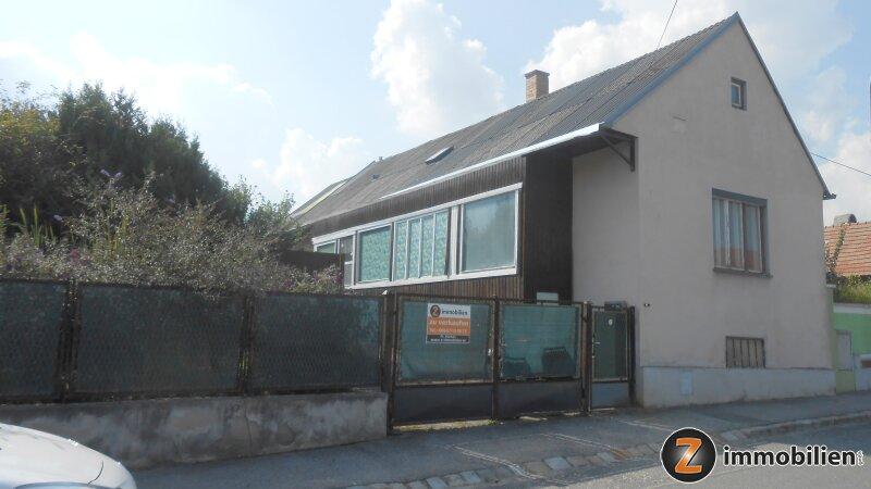 Nähe Horitschon: Einfamilienhaus mit verträumten Garten