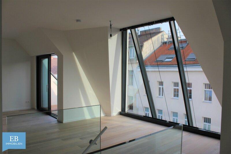 Geniale Planung - 4 Zimmer Dachwohnung auf 103 m2