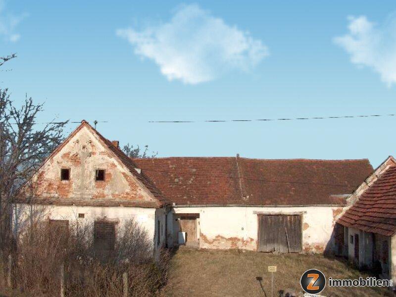 Güssing Nähe: Altes, abbruchreifes Bauernhaus mit Bauplätzen