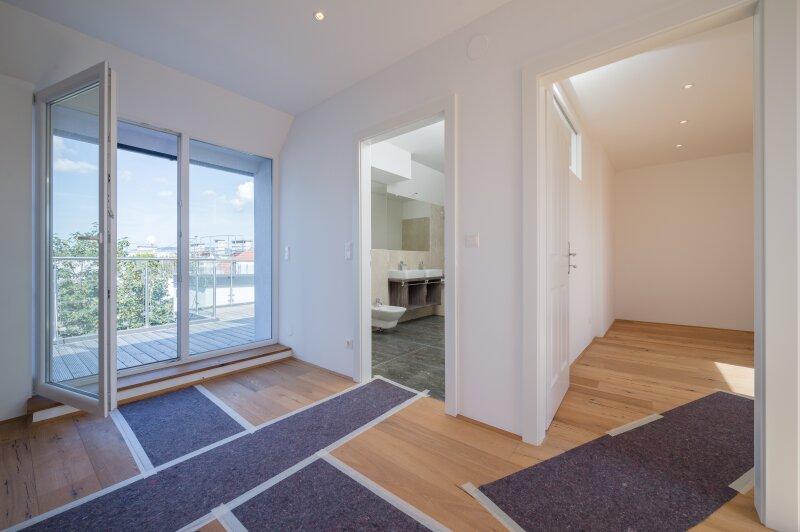 ++NEU++ Hochwertiger Familienerstbezug: Dachgeschoss mit Terrasse, Ruhelage! 4-Zimmer, **VIDEOBESICHTIGUNG** /  / 1020Wien / Bild 16