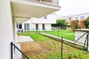 2 Zimmer Gartenwohnung - In unmittelbarer Nähe zu U1 Großfeldsiedlung